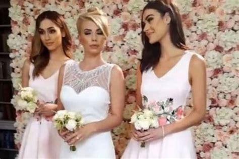 love island alex bowen and olivia buckland so happy love island s olivia buckland shares wedding dress snaps