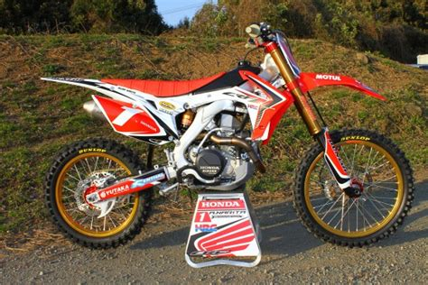 motocross bike dealers niyom panich honda dealer to sell honda crf 450 250 f mx