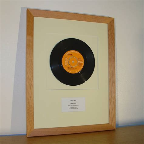 Wedding Song Framed by Framed Wedding Song Original Vinyl Record By