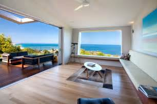 cool home interiors bold exterior beach house with minimalist interiors modern house designs