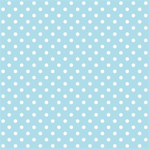 pattern paper background free digital polka dot scrapbooking paper baby blue