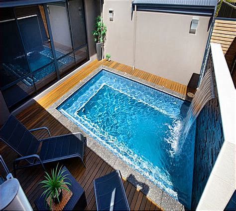 Mini Pools For Small Yards   Home Design Ideas