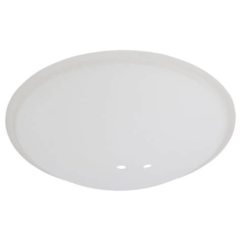 Replacement Ceiling Fan Glass by Replacement Glass Bowl For Sovanna 44 In White Ceiling