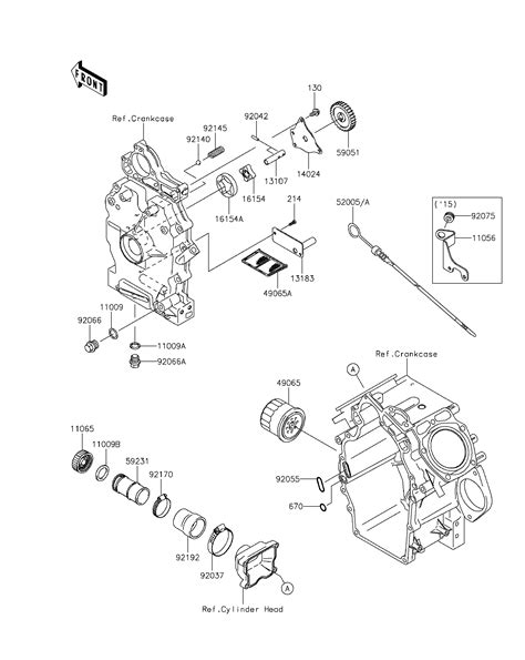 kawasaki mule 610 parts diagram on 600 kawasaki mule 600