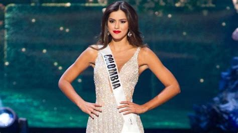 imagenes de miss universo argentina 2015 la participante de colombia fue elegida mis universo 2015
