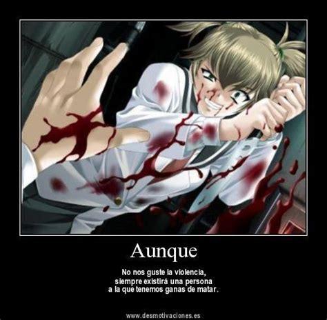 imagenes goticas sadicas desmotivaciones para facebook relacionadas con el anime