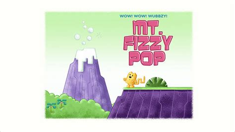 Gamis Pudle Pop mt fizzy pop wubbzypedia