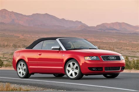 audi convertible 2006 2006 audi s4 convertible picture 45256 car review