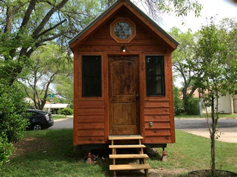 tiny house austin tx organic chemical free tiny cabin in austin