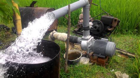 Pompa Air pemkab bekasi beri bantuan pompa air untuk kelompok tani