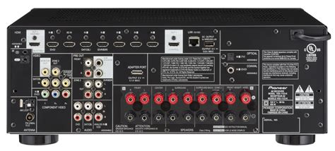 av receivers pioneer electronics usa