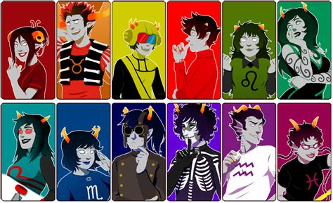 homestuck beforus trolls by punpunichu on deviantart