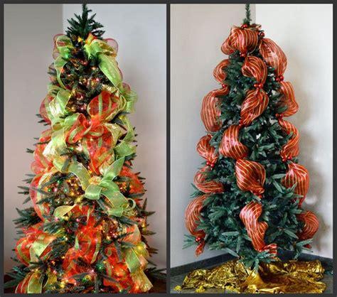 cintas arbol navidad creativo navidad malla cinta decorativa para la decoraci 243 n