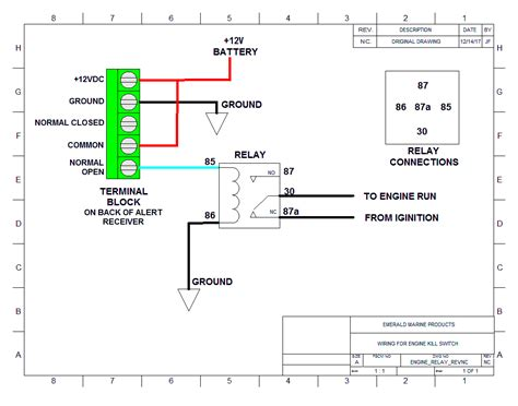 horn strobe wiring diagram wiring diagram schemes