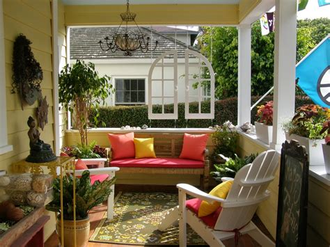 porch decor ideas outdoor attractive home porch decoration ideas