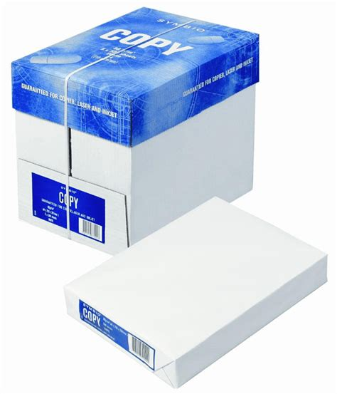 How To Make Copy Paper - a4 copy paper packaging direct wrap boxes
