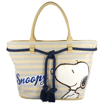 Snoopy Toska borsa bag fix design shopping snoopy corda