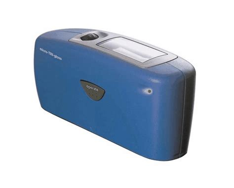 Glossy Meter Micro Tri Gloss Meter With Rs 232 Output 20 60 85 Degree