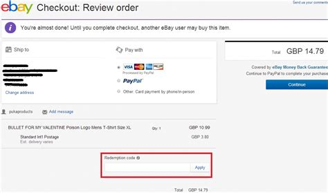 Discount Voucher On Ebay | how to use your ebay coupon code voucher codes uae