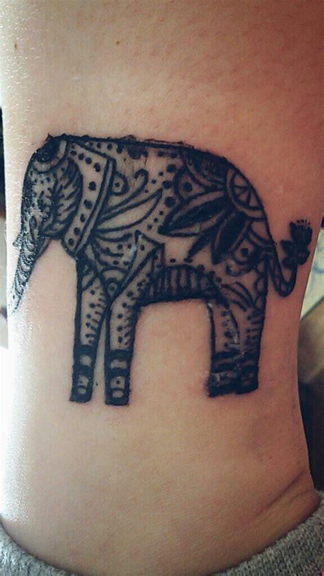elephant tattoo we heart it elephant tattoo we heart it