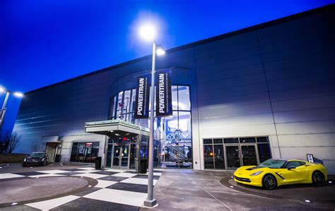 Is Pontiac Gm by Gm Inaugurates New Performance And Racing Center