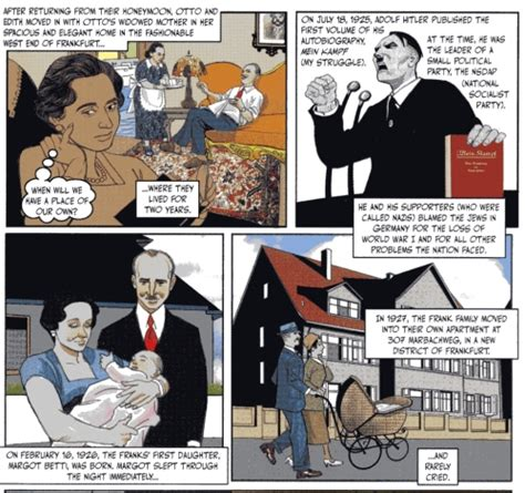 youtube anne frank graphic biography frank graphic biography anne frank s story turned into