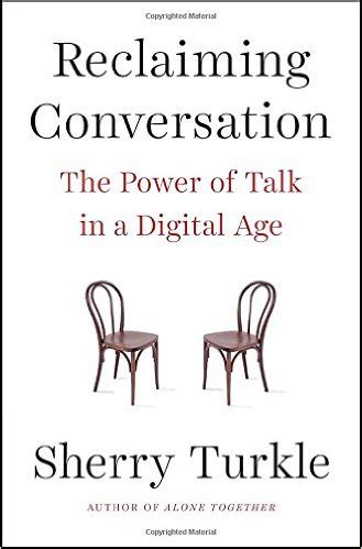 The Book Of Sts reclaiming conversation the power of talk in a digital