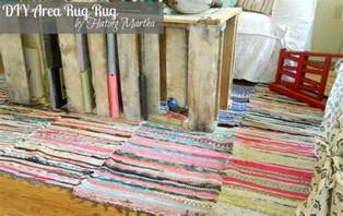 diy area rug tutorial