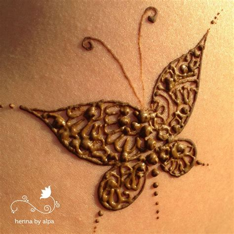 simple butterfly henna tattoo 1000 ideas about henna butterfly on henna