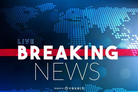 design graphics news live breaking news header image vector download