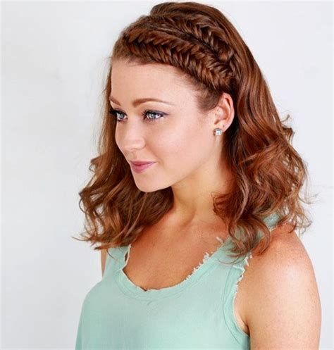 hairstyles for women with double crowns 20 cute and comfy taming the frizz hairstyles
