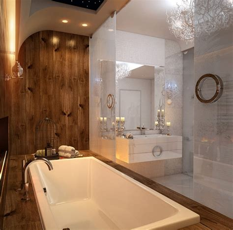 beautiful wooden bathroom designs inspiration and ideas from maison valentina