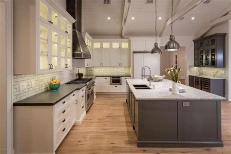Sherwin Williams Casa Blanca 27 luxury kitchens that cost more than 100 000 incredible