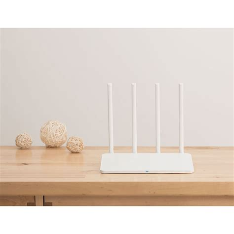 Xiaomi Wifi 3c Wireless Router 80211ac 300mbps With 4 Antennas Whit xiaomi wifi 3c wireless router 802 11ac 300mbps with 4