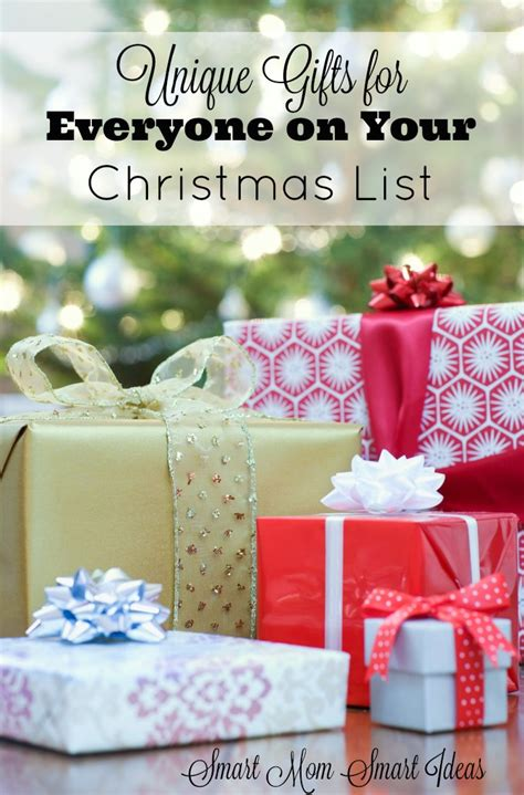 christmas gift ideas for anybody unique gifts for everyone on your list smart deals smart smart ideas