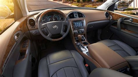 Buick Enclave Cocoa Interior by 2014 Buick Enclave Interior And Exterior New Suv Cars