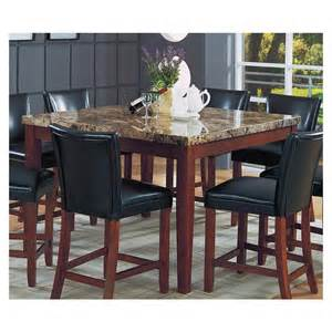 Kitchen Tables With Granite Tops Granite Top Dining Table Decor