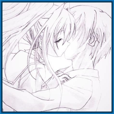 imagenes lindas para dibujar de anime imagenes para dibujar de amor anime faciles archivos