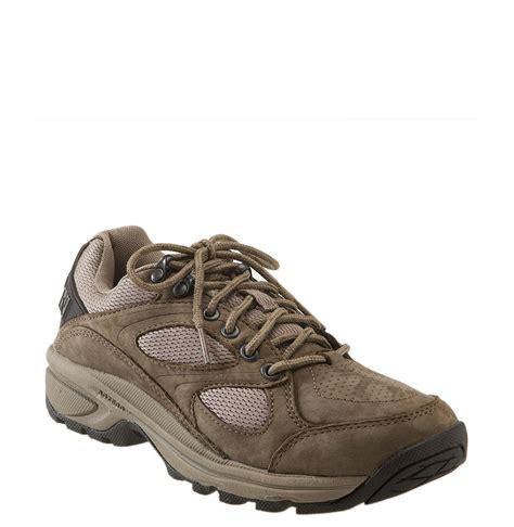 new balance 780 walking shoe in brown lyst