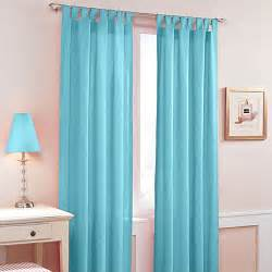 Curtains With Turquoise Tab Top Window Curtain Turquoise Rooms Walmart