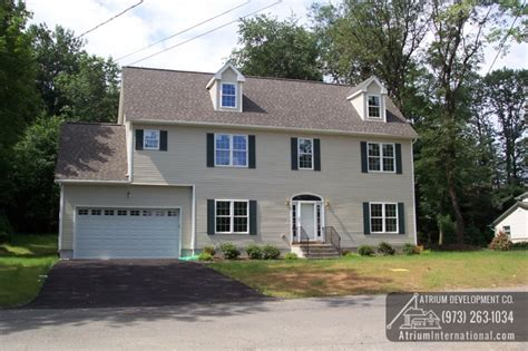 small colonial homes modular homes photo gallery in new jersey