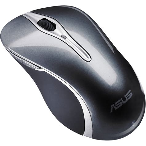 Mouse Bluetooth Asus asus bx700 bluetooth laser mouse gray 90 xb0d00mu00020 b h