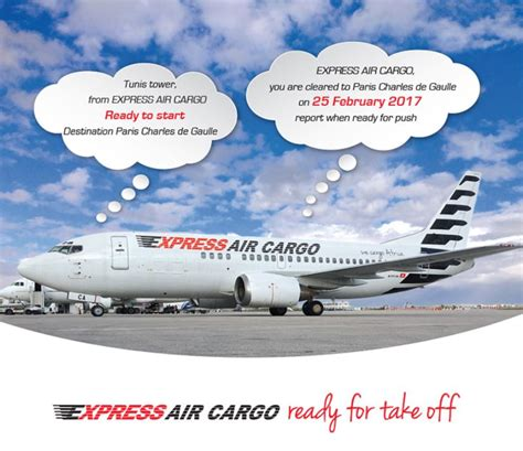 flight for tunisia s express air cargo ǀ air cargo news