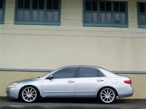 autoland 2005 honda accord 4cyl auto a c rims coilover