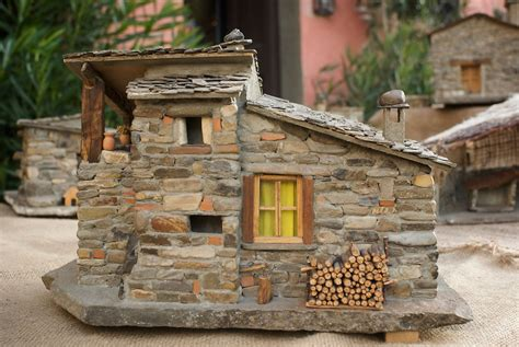 miniature gardening com cottages c 2 craftsman miniature stone house jpg roberto deri