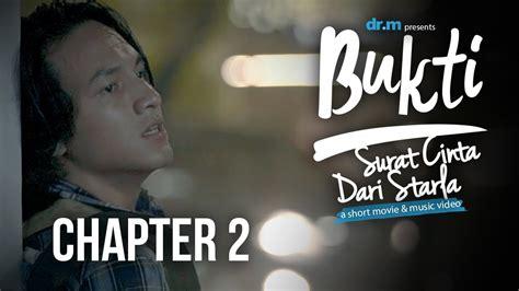 film surat cinta untuk starla chapter 2 bukti surat cinta dari starla chapter 2 short movie