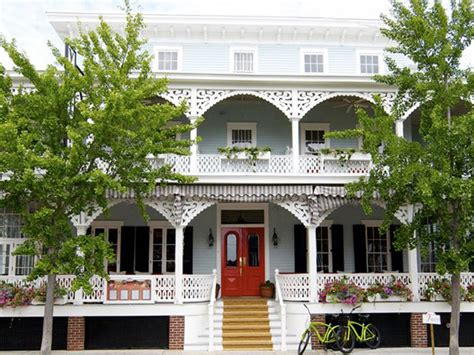 The Virginia Hotel Cond 233 Nast Traveler Virginia Hotel Cottages Cape May