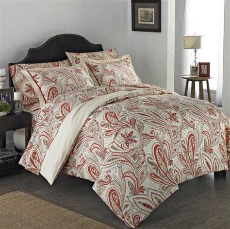 extreme linens six piece comforter set