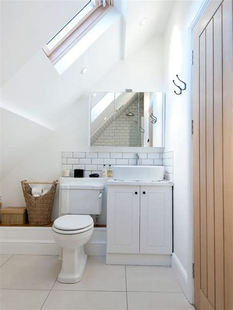 small attic bathroom ideas attic bathroom houzz