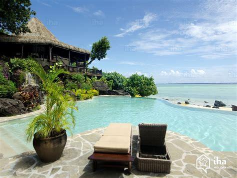 affitto vacanza affitti isole cook in un bungalow per vacanze con iha privati